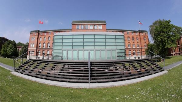 Gebäude des Schleswig-Holsteinischen Landtages