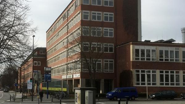 Gebäude Amt für Bundesbau