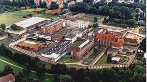 Luftaufnahme der JVA Lübeck