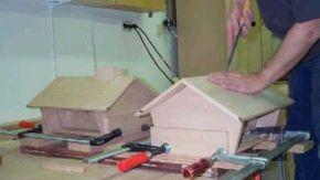 Tischlerarbeiten im VAW