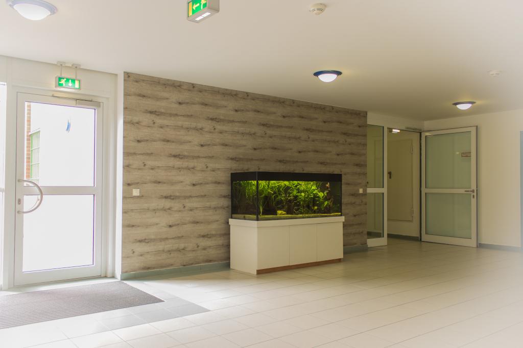Foyer im Erdgeschoss