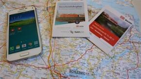 Symbolbild für die Anreisemöglichkeiten zum Landesarchiv Schleswig-Holstein