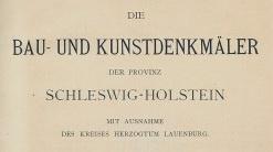 Titelblatt eines Inventarbandes von Richard Haupt