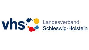 Logo Landesverband Volkshochschulen Schleswig-Holsteins