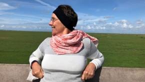 Finanzministerin Heinold unterwegs