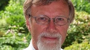 Porträt Prof. Dr. Holger Gerth