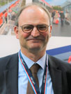 Portraitfoto von Frank Quirmbach, Stellvertretender Direktor des Landesbetrieb Straßenbau und Verkehr Schleswig-Holstein